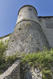 Tower of Bled Castle, Slovenia Royalty Free Stock Photo