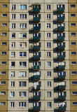 Tower block in Poznan Stock Images