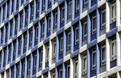 Tower block in Poznan Royalty Free Stock Photos