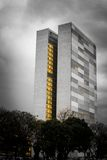 Tower blocks. Government towerblocks side by side in Brasilia Royalty Free Stock Image