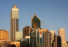Tower Blocks, Perth Stock Photography
