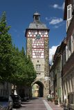 The tower of Boenniggheim in Germany. Stock Photo