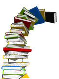 Tower of books Stock Photos