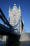 Tower Bridge. Tower Bridge, London Royalty Free Stock Photo