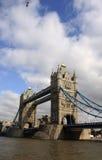 Tower Bridge. A Shot of Tower Bridge London 2009 Royalty Free Stock Image