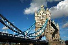 Tower bridge. Tewer bridge in autumn london stock images