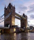 Tower Bridge. Iconic tower bridge of london (United Kingdom Stock Photos