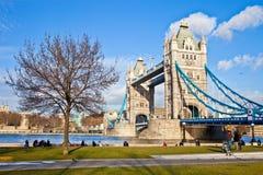 Free Tower Bridge Royalty Free Stock Image - 13500656