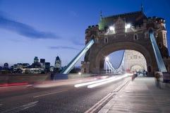 Tower Bridge Royalty Free Stock Photo