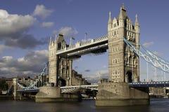 Tower Bridge. Shot of Tower Bridge, London, England royalty free stock photos