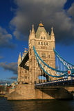 Tower bridge. Famous bridge in London, UK Stock Photography