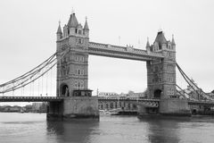 Tower Bridge. Famous Tower Bridge, London, UK Stock Photo