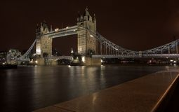 Tower Bridge #2 Royalty Free Stock Photos