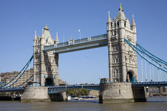 Tower Bridge Stock Photo