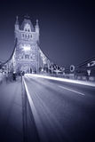 On the Tower Bridge Stock Photography