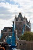 Tower Bridge Royalty Free Stock Images
