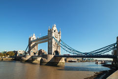 Tower bridge. Stock Image