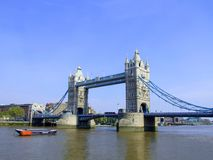 Tower Bridge 4 royalty free stock image