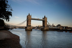 Tower Bridge - 4 Royalty Free Stock Photos