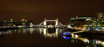Tower Bridge. London Royalty Free Stock Images