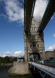 Tower Bridge. Beautiful Tower Bridge in London royalty free stock photography