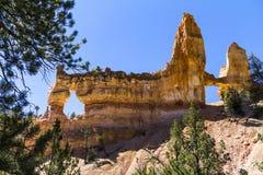 Tower Bridge in Bryce Canyon Stock Photos