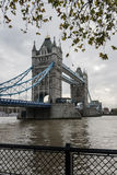 Tower Bridge Thames River Stock Images