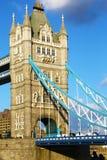 Tower Bridge detail, London stock photography