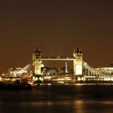 Tower Bridge at dusk Stock Image