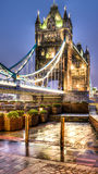 Tower Bridge in the early morning Stock Photography