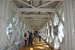 Tower Bridge Exhibition royalty free stock images