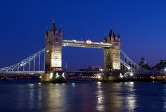Free Tower Bridge In London Royalty Free Stock Images - 1911999