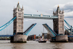 Free Tower Bridge In London Royalty Free Stock Photography - 30070877