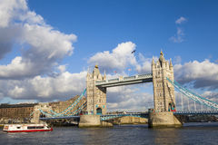 Free Tower Bridge In London Royalty Free Stock Photo - 51033915
