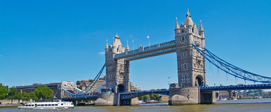 Tower Bridge, London. Stock Photos