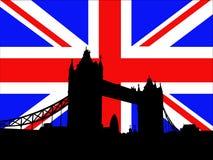 Tower Bridge London Royalty Free Stock Photo