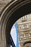 Tower bridge in London Stock Image