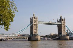 Tower Bridge of London Royalty Free Stock Images