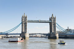 Tower Bridge,London Royalty Free Stock Photography