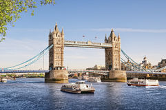 Tower Bridge, London. Stock Images