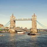 Tower Bridge, London. stock image