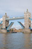 Tower bridge London. Tower bridge River Thames London England stock photography