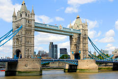 Tower Bridge in London Stock Image