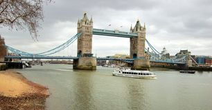 Tower Bridge of London Stock Images