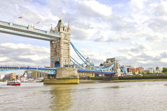 The Tower Bridge, London Stock Images