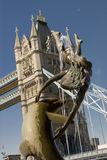 Tower bridge , London Royalty Free Stock Photo