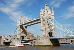 Tower Bridge, London Royalty Free Stock Photo