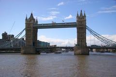 Tower Bridge in London. UK stock images