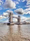 Tower Bridge. London Stock Image