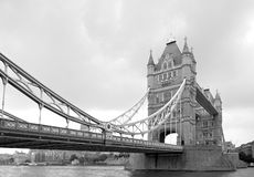Tower Bridge is a London bridge. Located on the River Thames Stock Images